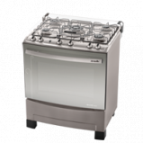 Fog�o Decorato Inox 5B