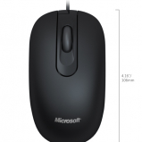 Mouse Optical USB 200