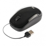 Mouse �ptico Retr�til USB Preto MS510UK � MTEK