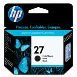 Cartucho de tinta C8727AB HP 27 PRETO 11ML